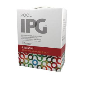 Breezewood pools water treatment products solution 48 for Ipg pool show